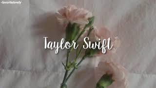 Taylor Swift - Enchanted (Traducida al Español)