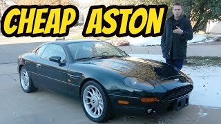 I Bought the Cheapest Aston Martin in the USA