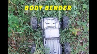 Arrma Outcast: How to bend your body #09