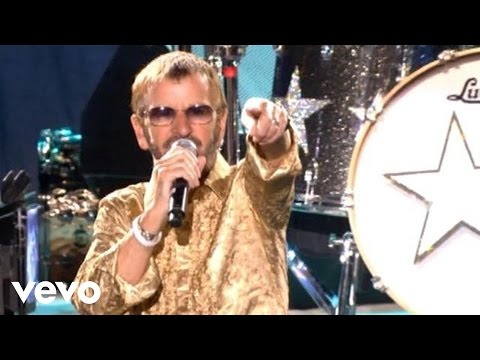 Ringo Starr & His All Starr Band - With A Little Help From My Friends (Live At The Greek)