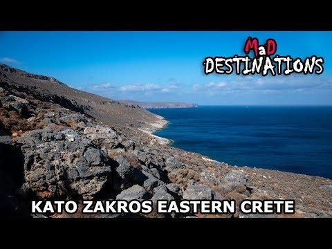 Kato Zakros, Eastern Crete