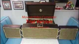 1961 Motorola Record Player SP-29E