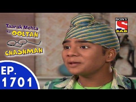 Taarak Mehta Ka Ooltah Chashmah - तारक मेहता - Episode 1701 - 23rd June, 2015