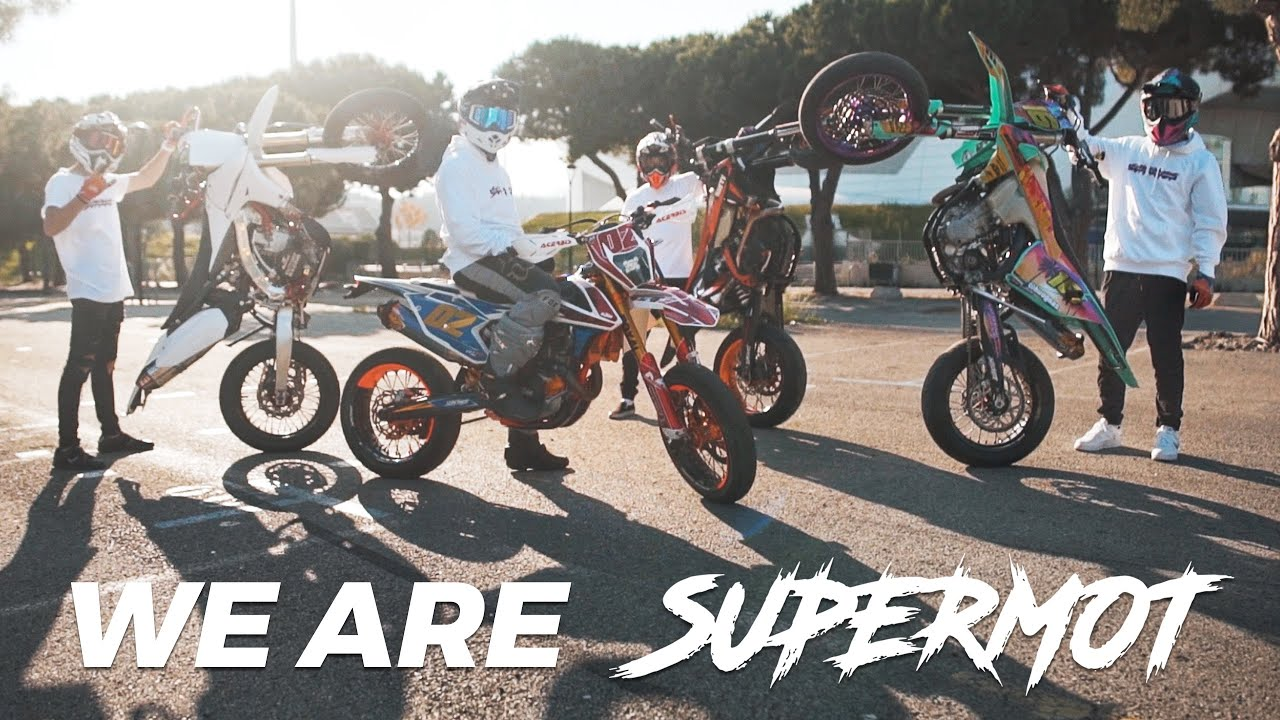 We Are SUPERMOT®