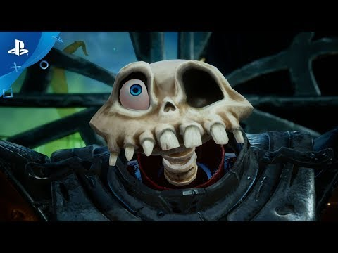 MediEvil – Announce Trailer | PS4