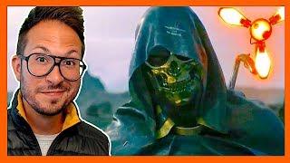 Death Stranding Trailer TGS 2018, mon analyse : l'Homme au Masque d'Or