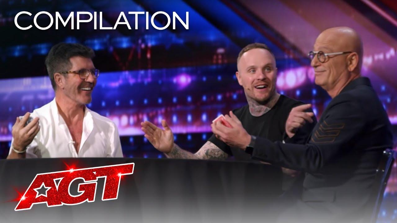 Judges GOT TALENT - Mind-Blowing Auditions on AGT - America's Got Talent 2021 thumbnail