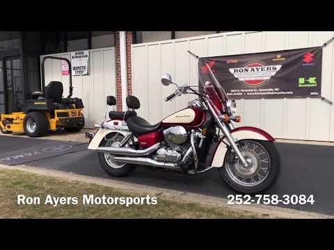 2008 Honda Shadow Aero® in Greenville, North Carolina - Video 1