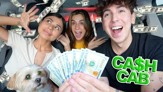 CASH CAB with CHELSEY & ANNMARIE!!