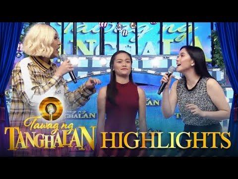Tawag ng Tanghalan: Mariel tries to sing 'Tuwing Umuulan At Kapiling Ka'