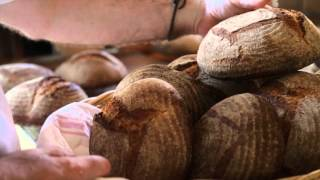 Artisan Loaves From a Wood Fired Oven