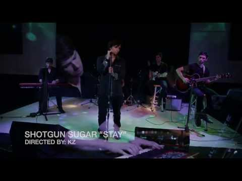 "STAY  Rihanna (cover)  BY  SHOTGUN SUGAR    ""Live"""