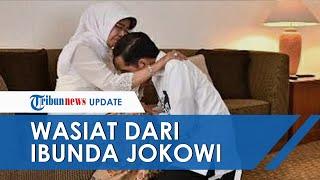 Ibunda Jokowi Meninggal Dunia, Ini 2 Wasiat Eyang Sudjiatmi Notomihardjo