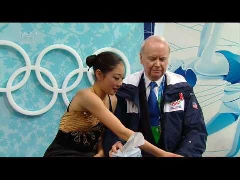 Mirai Nagasu 2010 Winter Olympics SP