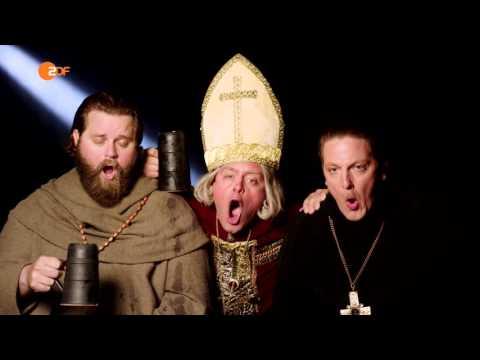Der Papst im DROGENKLOSTER - Sketch History | ZDF