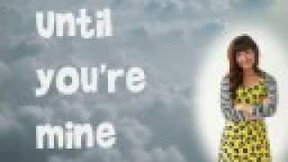 Demi Lovato - Until You're Mine (studio Version) + Lyrics + Download