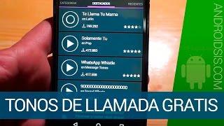 Los mejores ringtones para Android gratis