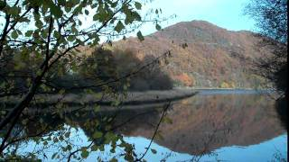 preview picture of video 'Rur Reservoir in the Eifel'