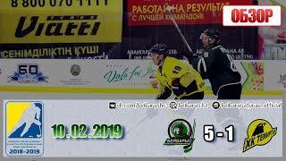 «Бейбарыс» 5-1 «Темиртау»