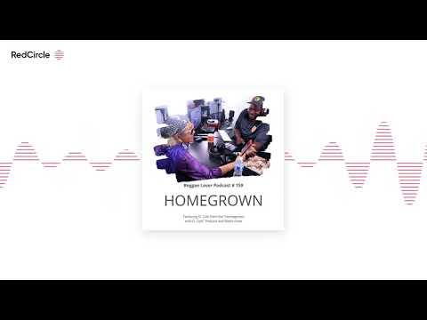 Reggae Lover (159) – 159 – Homegrown