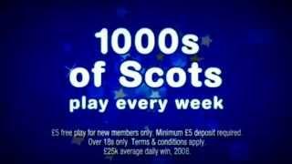 Online Bingo - Bingo Scotland Review By Internet Bingo Sites