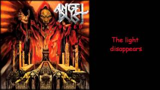 Angel Dust - Liquid Angel (Lyrics on Screen)