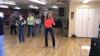 Raunchy Cowboy Line Dance