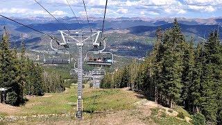 Summertime At Breckenridge Resort In Colorado  - 8/31/2019