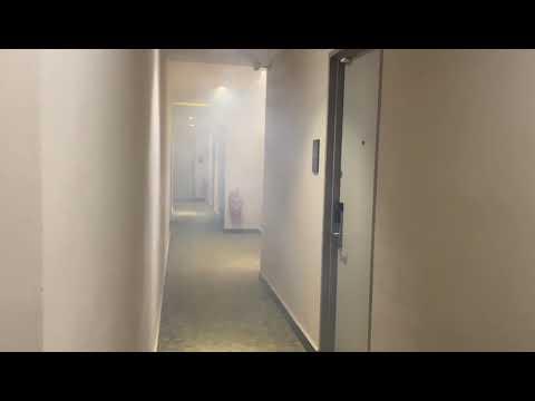 Corridor Disinfection