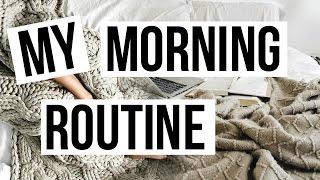 שגרת בוקר שלי לחופש מהתיכון Summer Morning Routine