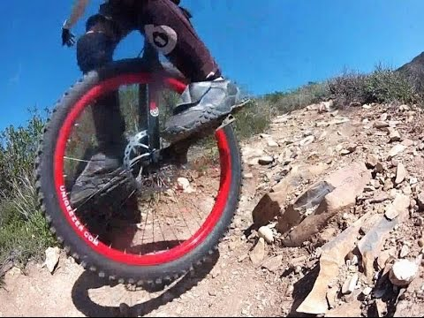 UniGeezer – Ride & Review 2016 – Oracle 26er Unicycle
