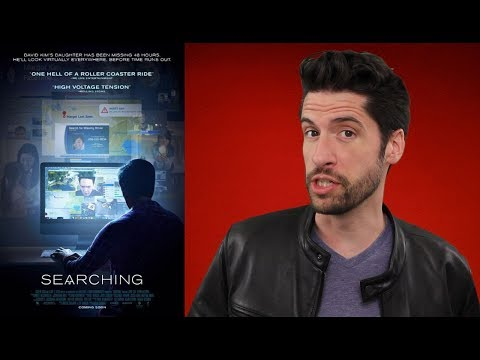 Searching – Movie Review
