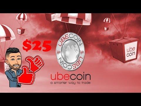 Airdrop de $25 Dólares fácil , sem referencia no Bitcointalk !