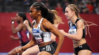Meeting de Paris Indoor 2020 : Christina Clemons en 7''91 sur 60 m haies