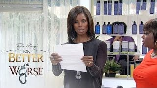 Angela Receives Shocking News | Tyler Perry's For Better Or Worse | Oprah Winfrey Network