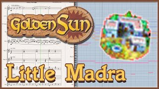 "New Arrangement: ""Little Madra"" from Golden Sun: The Lost Age (2002)"