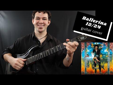 """Steve Vai's """"Ballerina 12/24"""""""