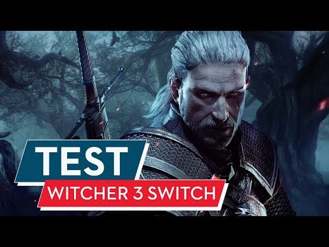 The Witcher 3 für Nintendo Switch im Test/Review: Der matschige Hexer?