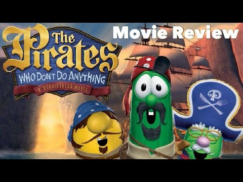 The Pirates Who Don't Do Anything [2008] Review