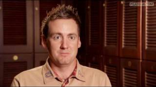 Ian Poulter Interview