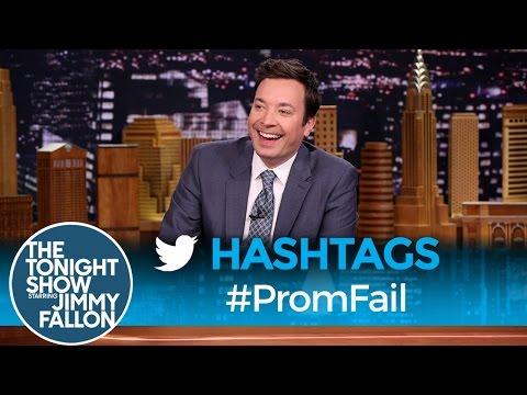 Hashtags: #PromFail