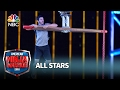 Jessie Graff's All-Star Win - American Ninja Warrior: All Stars 2017