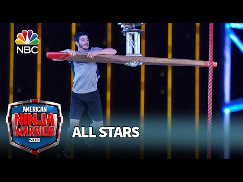 Jessie Graff's All-Star Win - American Ninja Warrior: All Stars 2017
