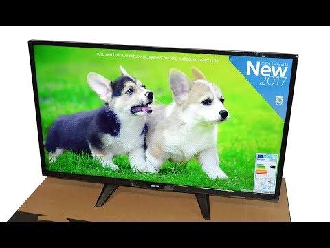 PHILIPS 32PHT4132/12 видео обзор Интернет магазина