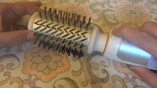 "Functional testing  Rowenta  Rotating  drying  Brush ""Brush  Aktiv"""