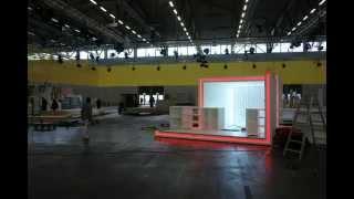 FAF Farbe Ausbau Fassade 2013 in Köln Phantasiewelten