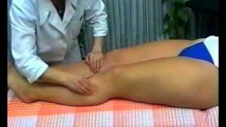 Смотреть онлайн Техника выполнения общего классического массажа