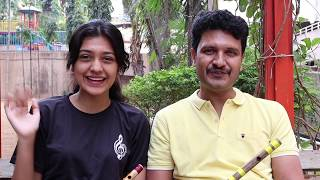 Raga Art & Music Festival- Jim Corbett-The Golden Notes- Palak and Sachin Jain - Download this Video in MP3, M4A, WEBM, MP4, 3GP