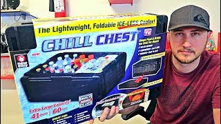 Testing Chill Chest - As Seen On TV