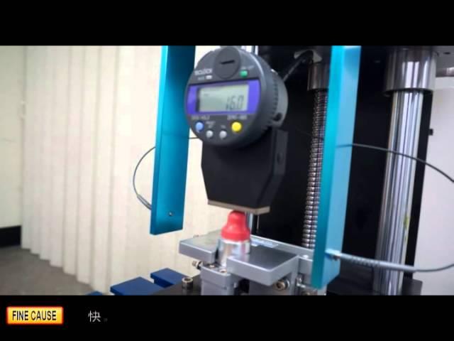 FC-PHT 膠頭硬度檢測機